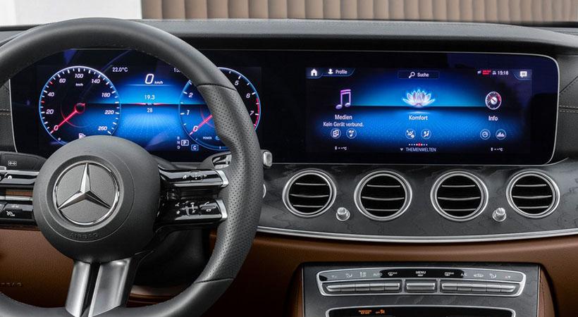 Mercedes-Benz E Class 2021