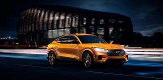 Mustang Mach-E GT 2021
