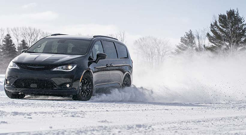 Chrysler Pacifica AWD Launch Edition 2020