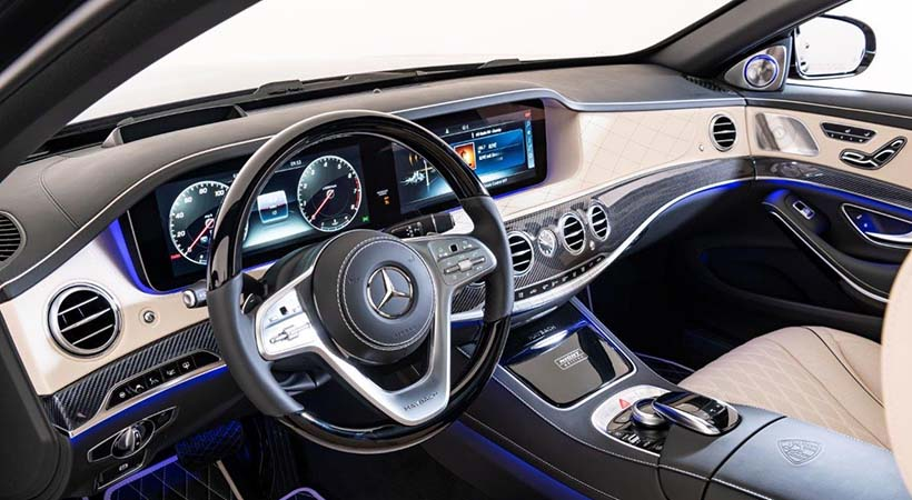 Mercedes-Benz S 650 Maybach Night Edition 2020