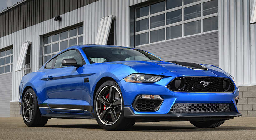 Debut global Ford Mustang Mach 1 2021; V8 con 480 HP