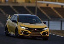 Récord del Honda Civic Type R 2021 en el Circuito de Suzuka