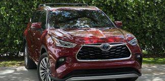 2020 Toyota Highlander Hybrid Platinum AWD