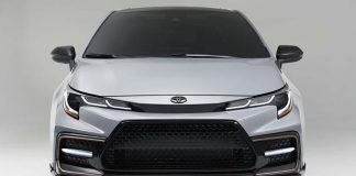 Toyota Corolla Apex Edition 2021