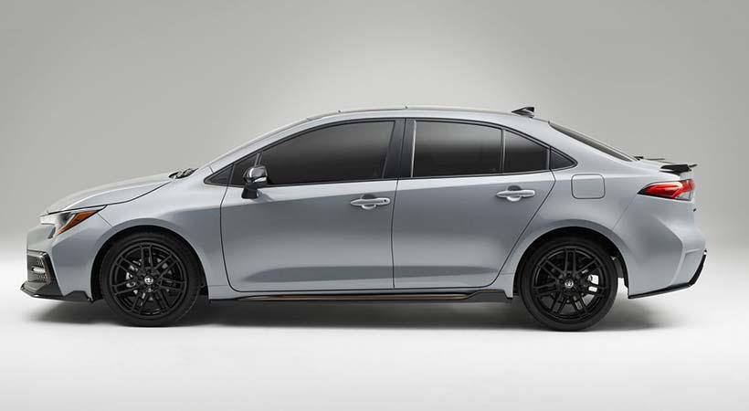Toyota Corolla Apex Edition 2021. Foto: Toyota.