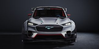Ford Mustang Mach-E 1400: El automovilismo del futuro
