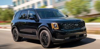 Kia Telluride Nightfall Edition 2021