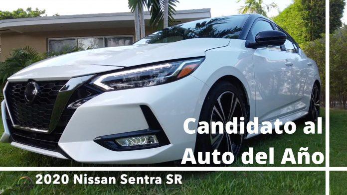 Nissan Sentra SR 2020
