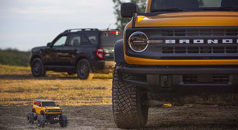 Ford Bronco Day 2020 en tiempos del COVID-19