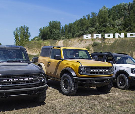 Ford Bronco Day