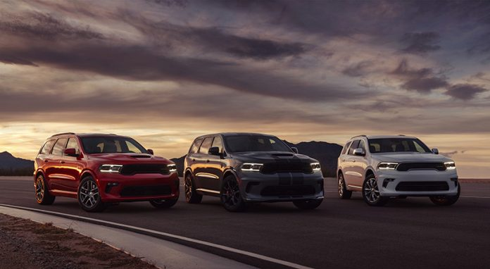 Precios Dodge Durango 2021