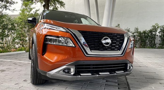 Nissan Rogue Platinum AWD 2021
