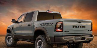 Ram 1500 TRX 2021
