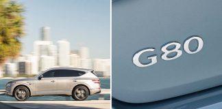 Genesis G80 2021 y Genesis GV80, el nuevo lujo inteligente