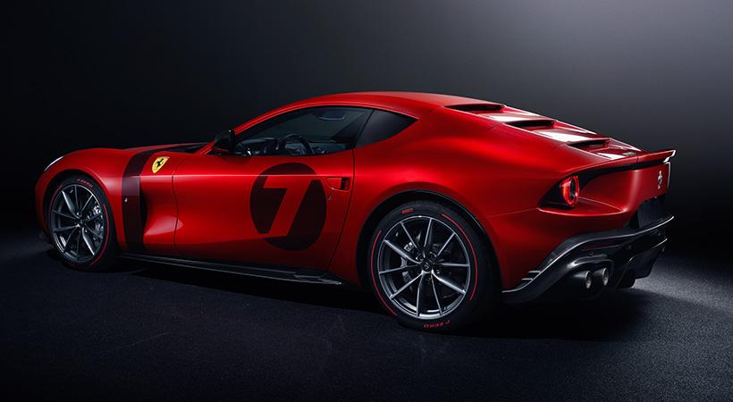 Ferrari Omologata, una nueva creación One-Off