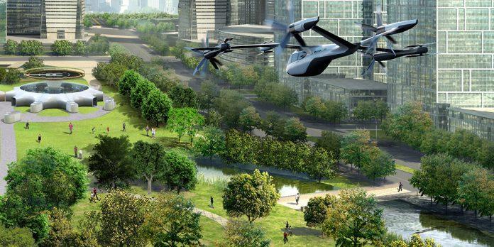 Hyundai acelera sus pruebas del auto volador