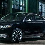 Chevrolet Impala Midnight Edition 2020