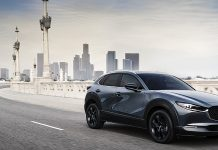 Mazda CX-30 2.5 Turbo 2021