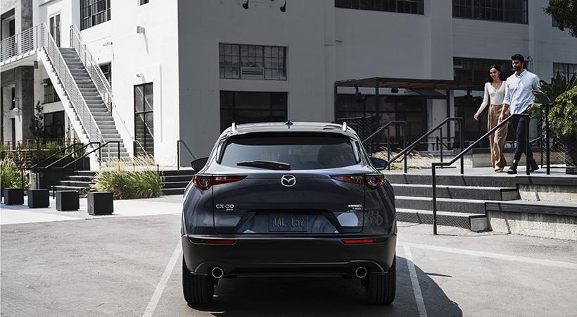 Mazda CX-30 2.5 Turbo 2021