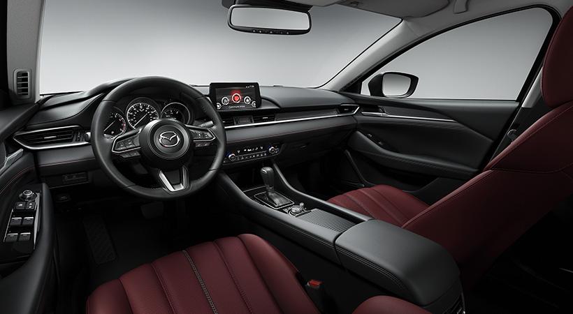 Mazda6 2021