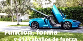Test Drive McLaren GT 2020 al detalle en Miami
