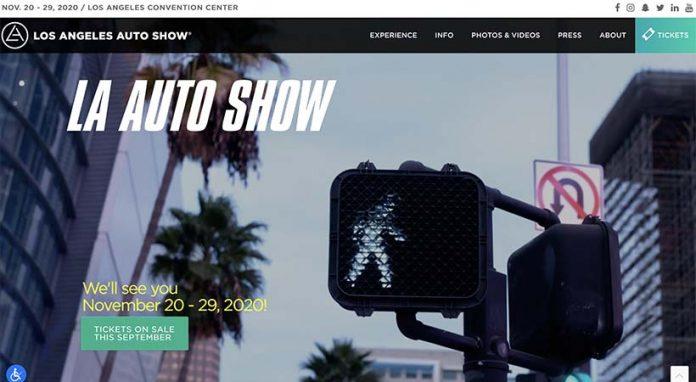 Auto Show Los Angeles