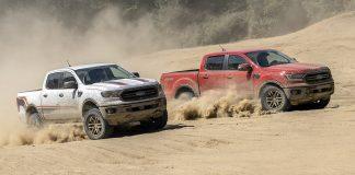 Ford Ranger Tremor 2021