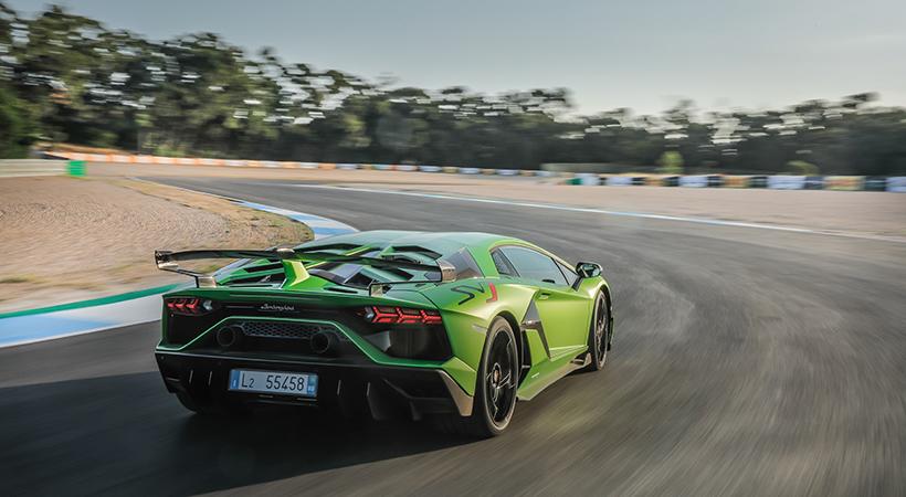 Lamborghini Aventador No. 10,000