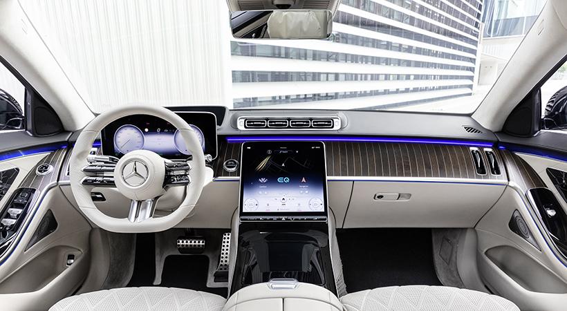 Mercedes-Benz S Class 2021