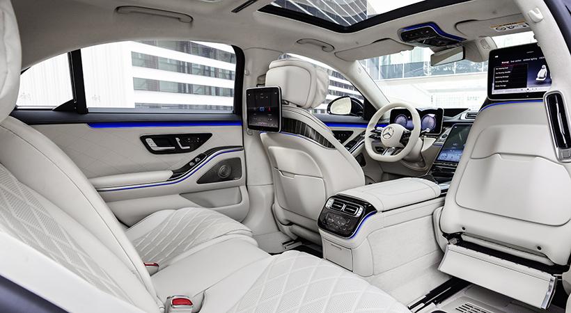 Mercedes- Benz S Class 2021