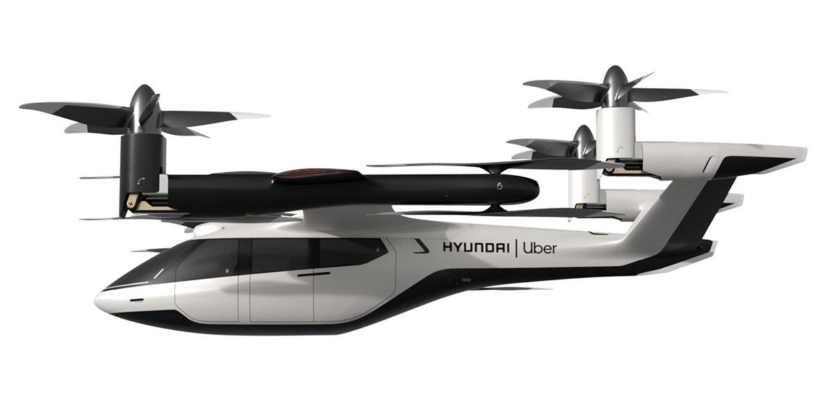 Hyundai Movilidad Aérea Urbana (UAM)