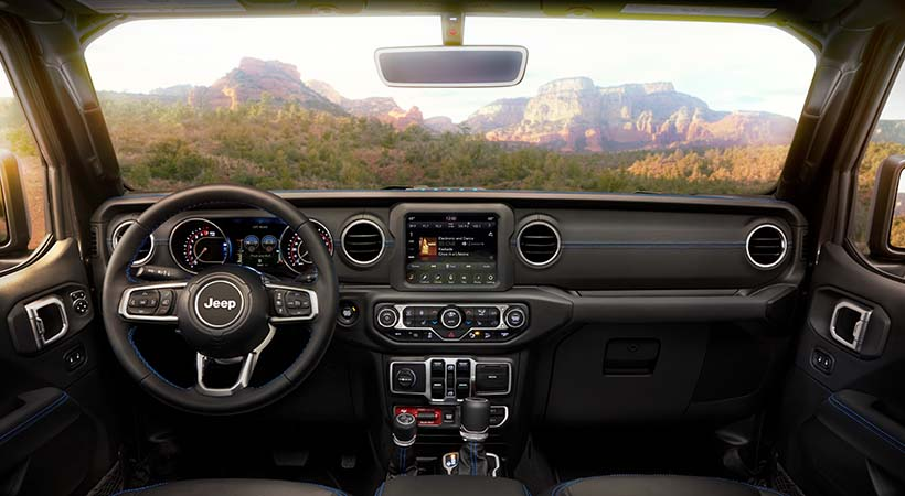 Jeep Wagoner 4xe 2021