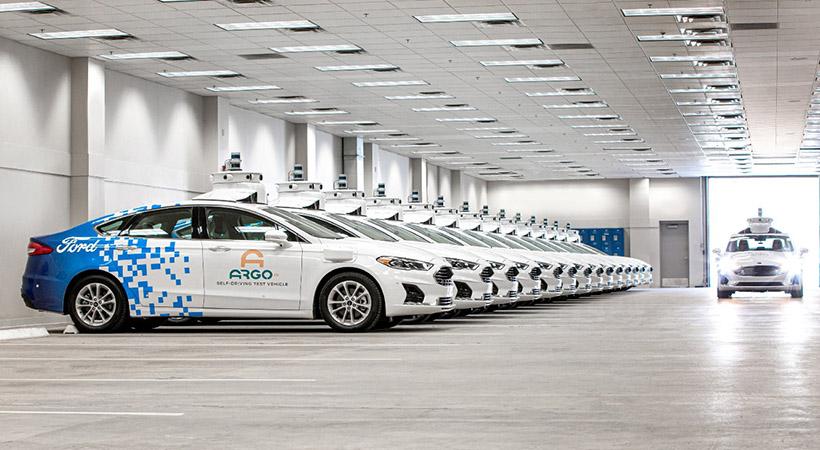 Centro de Comando Ford para la conducción autónoma abre en Miami