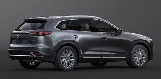 MazdaCX-9 Signature 2021