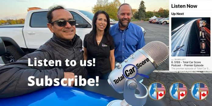 Total Car Score Podcast S1 - E7