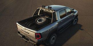 Accesorios MOPAR para la Ram 1500 TRX 2021