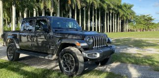 2021 Jeep Gladiator Overland EcoDiesel, real life Test Drive