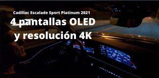 4 pantallas OLED y resolución 4K