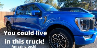 2021 Ford F150 walkaround and coolest features
