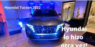 Hyundai Tucson 2022