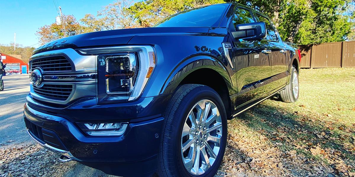 Test Drive Ford F-150 2021 en Texas, V6 EcoBoost, Hybrid ... y mucho más!