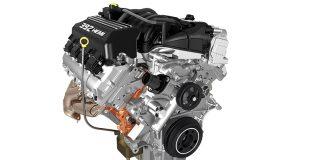 MOPAR Hellcrate Redeye, motor HEMI V8 con 807 caballos de fuerza