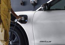 Ford March-E 2021 con rango oficial de hasta 300 millas por carga de bateríaFord March-E 2021 con rango oficial de hasta 300 millas por carga de batería