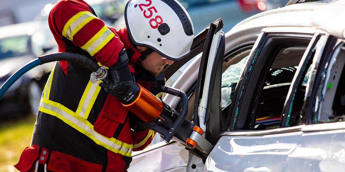 Volvo Cars Crash Test