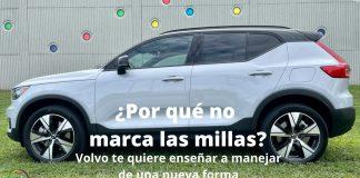 Test Drive Volvo XC40 Recharge 2021; Poder 100% eléctrico