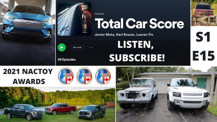 Total Car Score Podcast - We have another election soon!