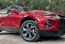 Chevrolet Blazer RS AWD 2021