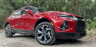 Chevrolet Blazer RS AWD 2021