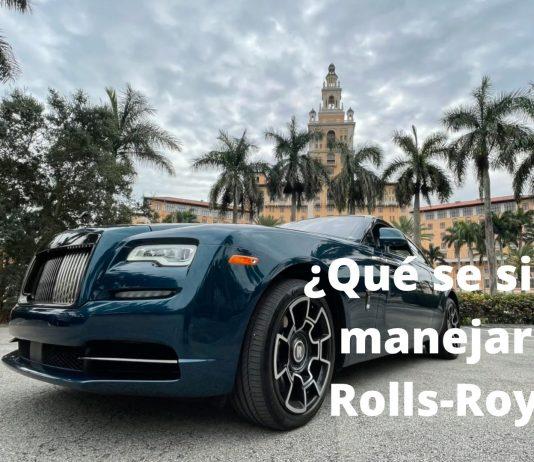 Rolls-Royce Wraith Black Badge 2021