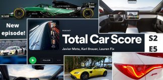 Total Car Score Podcast S2 - E5; Tesla finally is making money Acura and Aston Martin go back to Daytona